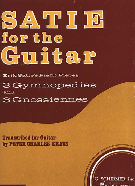 Satie for the Guitar Sheet Music
