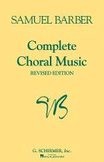Complete Choral Music Sheet Music