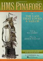 HMS Pinafore - Vocal Score Sheet Music