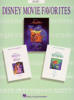 Disney Movie Favorites Instrumental Solo Trumpet Sheet Music