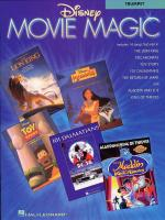 Disney Movie Magic Instrumental Solo Trumpet Sheet Music