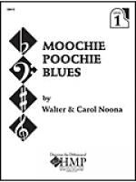 Moochie Poochie Blues Sheet Music