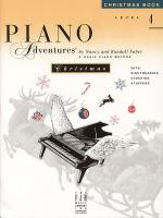 Piano Adventures Level 4 - Christmas Book Sheet Music