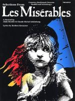 Selections From Les Miserables For Trumpet Sheet Music