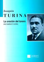 La Oracion del Torero - Set of Parts Sheet Music