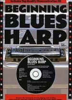 Beginning Blues Harp (English Version) Sheet Music