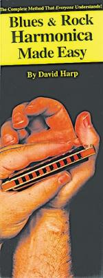 Blues And Rock Harmonica Made Easy! Sheet Music