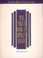 The First Book of Soprano Solos (Book Only) Sheet Music
