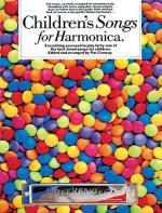 Children's Songs For Harmonica Sheet Music
