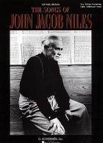 Songs of John Jacob Niles Sheet Music