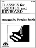 Classics for Trumpet and Keyboard - Full Score Sheet Music