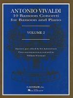 10 Bassoon Concerti, Vol. 2 Sheet Music