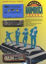 Instant Harmonica Pack Sheet Music