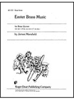 Easter Brass Music Sheet Music