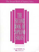 The Second Book of Soprano Solos (Book Only) Sheet Music