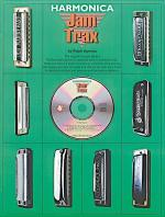 Jam Trax: Harmonica Sheet Music