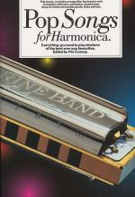 Pop Songs For Harmonica Sheet Music