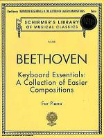 Keyboard Essentials - A Collection Of Easier Compositions Sheet Music