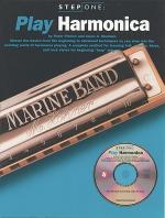 Step One Play Harmonica Sheet Music
