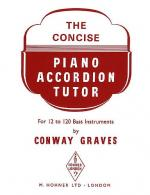 The Concise Piano Accordion Tutor Sheet Music