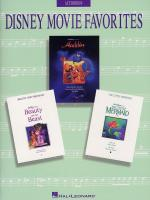 Disney Movie Favorites Instrumental Solo Accordion - 2nd Edition Sheet Music