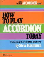 How To Play Accordion Today Sheet Music