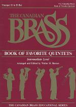Canadian Brass Book of Favorite Quintets - 2nd Trumpet Part Sheet Music
