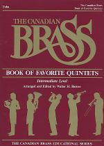 Canadian Brass Book Of Favorite Quintets - Tuba Part Sheet Music