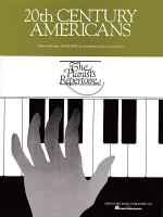 Twentieth Century Americans Sheet Music