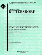 Symphonie Concertante for Double Bass and Viola (Altmann) Sheet Music