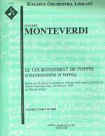 L'Incoronazione di Poppea (d'Indy) Le Couronnement de Poppee, The Coronation of Poppea Sheet Music