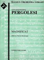 Magnificat in B-flat Sheet Music