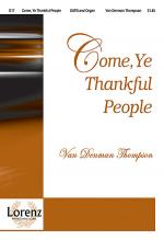 Come, Ye Thankful People Sheet Music