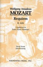 Requiem, K. 626 Sheet Music