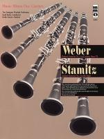 WEBER Concerto No. 1 in F minor, op. 73; STAMITZ Concerto No. 3 in B-flat Sheet Music
