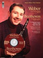 WEBER Concertino, op. 26, J109; BEETHOVEN Piano Trio No. 4, 'Street Song,' op. 11 Sheet Music