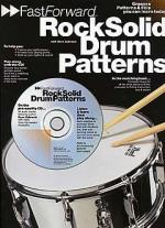 Fast Forward: Rock Solid Drum Patterns Sheet Music