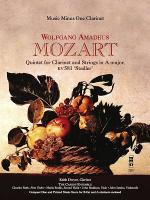 MOZART Quintet in A, KV581 (2 CD Set) Sheet Music