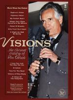 Visions: The Clarinet Artistry of Ron Odrich (2 CD Set) Sheet Music