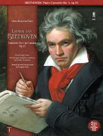 BEETHOVEN Concerto No. 1 in C major, op. 15 (Digitally Remastered 2 CD set) Sheet Music