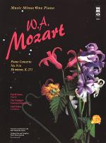 MOZART Concerto No. 9 in E-flat major, KV271 Sheet Music