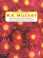 MOZART Concerto No. 24 in C minor, KV491 Sheet Music
