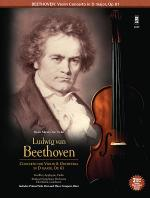 BEETHOVEN Violin Concerto in D Major, op. 61 (Digitally Remastered 3 CD Set) Sheet Music