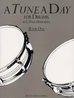A Tune A Day For Drums Book One Sheet Music