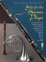 Solos For The Bassoon Sheet Music