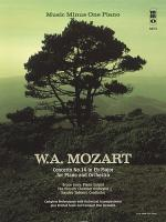 MOZART Concerto No. 14 in E-flat major, KV449 Sheet Music