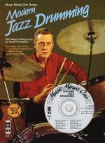 Modern Jazz Drumming: Coordinated Independence (2 CD Set) Sheet Music