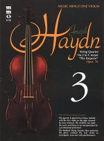 HAYDN String Quartet in C major, 'Emperor,' op. 76, no. 3, HobIII:77 Sheet Music