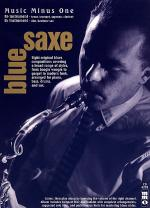 Bluesaxe: Blues for Saxophone, trumpet or clarinet Sheet Music