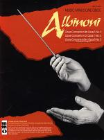 ALBINONI Oboe Concerti B-flat, op. 7 no. 3; D major, op. 7, no. 6; D minor, op. 9, no. 2 (New Digita Sheet Music